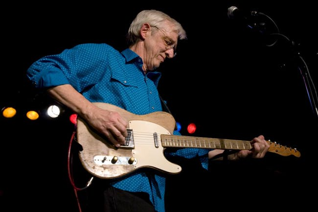 Bill Kirchen: Hot Licks and Cool Tales with special guest Dharmasoul