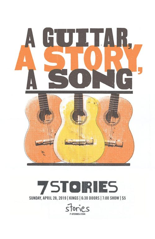 7 Stories: A Guitar, A Story, A Song