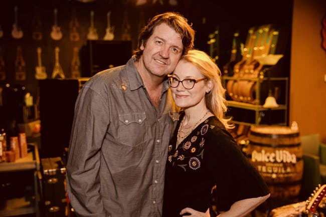 Kelly Willis and Bruce Robison Beautiful Lie Tour