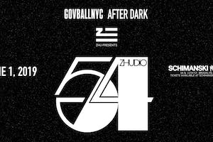 Gov Ball After Dark: Zhu Presents 'Zhudio 54'