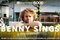 BENNY SINGS with LOS RETROS