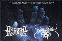 DEADTHRALL& Ancient Burials - Time Spent / Tragedy by Design