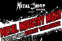 Metal Industry Night w/ Greater Space/Rain Delay /Ryan Amir /DJ Starr