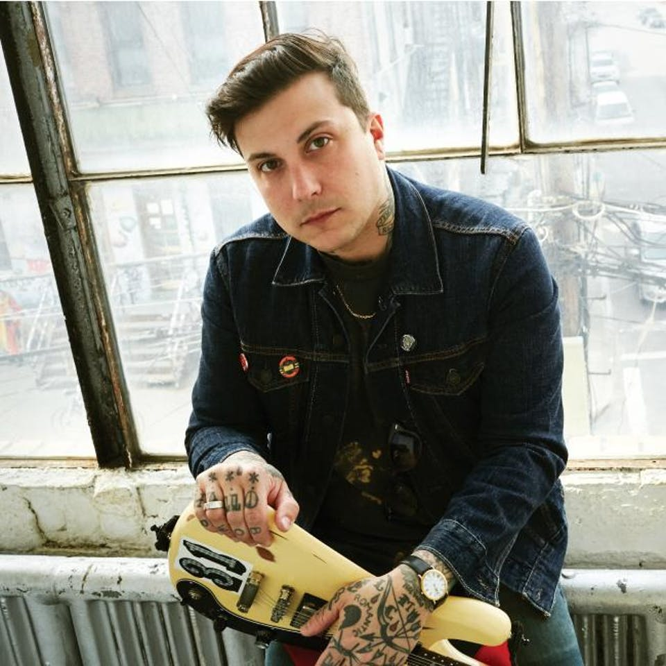 Frank Iero and the Future Violents @ Barracuda