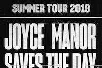 Joyce Manor / Saves The Day