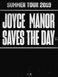 Joyce Manor / Saves The Day