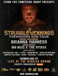 Struggle Jennings: The Widow's Son Tour in the Ridglea Room