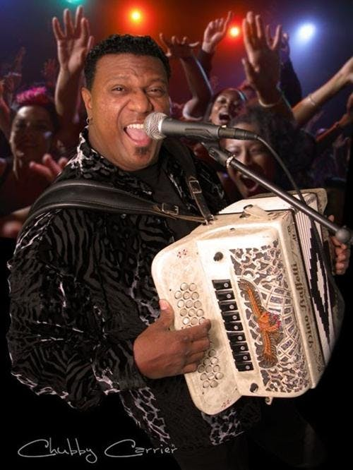 Chubby Carrier & The Bayou Swamp Band (Zydeco)