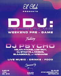 DDJ: Detroit DJ Jam