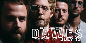 An Evening With Dawes: Passwords Tour