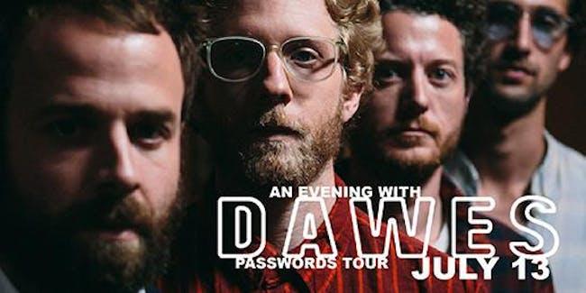 An Evening With Dawes: Passwords Tour