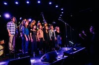 The Silver Lake Chorus Single Release with Tim Carr and Dia