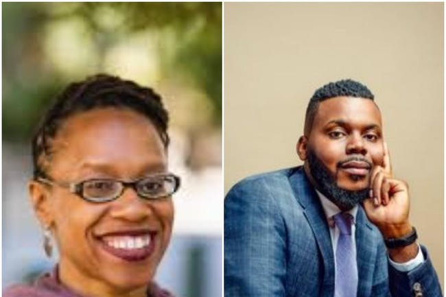 Lateefah Simon and Mayor Michael Tubbs in Conversation