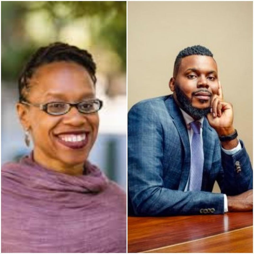 Mayor Michael Tubbs and Lateefah Simon in Conversation