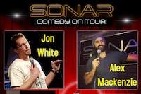 Sonar Comedy on Tour McBride Elks Hall - Saturday May 11th, doors 8pm