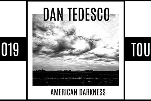 Dan Tedesco - 2019 American Darkness Tour in the Gospel Lounge