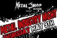Metal Industry Night w/ The Warning / Born Without Blood /DJ Star