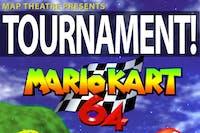 Mario Kart N64 Tournament