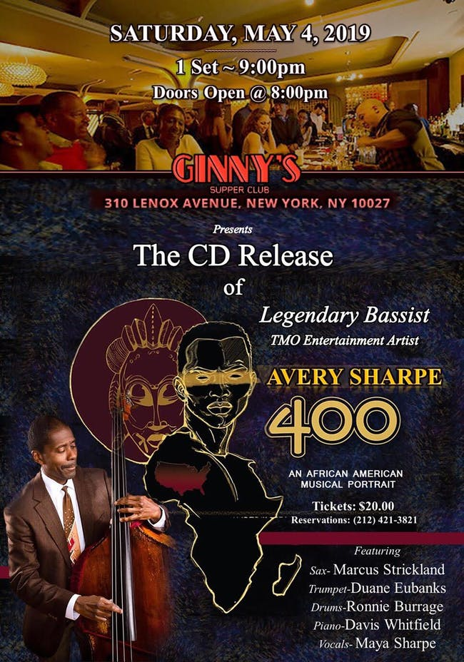 Avery Sharpe: 400 an African American Musical Portrait