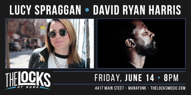 Lucy Spraggan & David Ryan Harris Co-Bill
