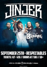 Jinjer & The Browning