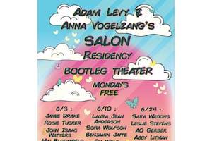 Adam Levy & Anna Vogelzang's Salon Residency