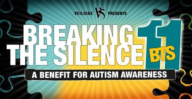 Breaking The Silence 11: A Benefit For Autism Awareness