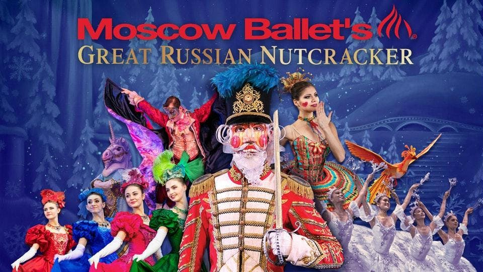 Moscow Ballet's Great Russian Nurcracker