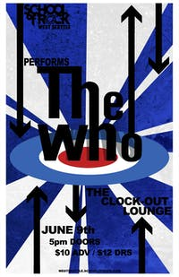 School of Rock performs The Who