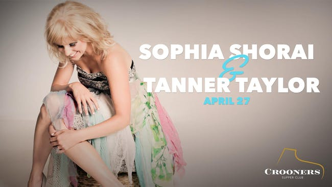 Sophia Shorai & Tanner Taylor with Special Guest Dave Graf and Dave Karr