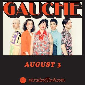 GAUCHE • POST PINK