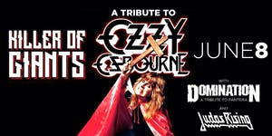 Killer of Giants: A Tribute to Ozzy Osbourne