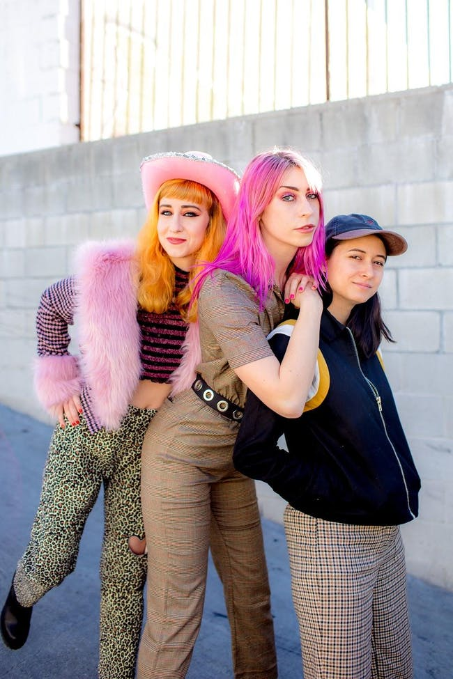 Potty Mouth w/ Colleen Green, UV Rays