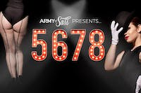 ARMY OF SASS  (7pm Show)