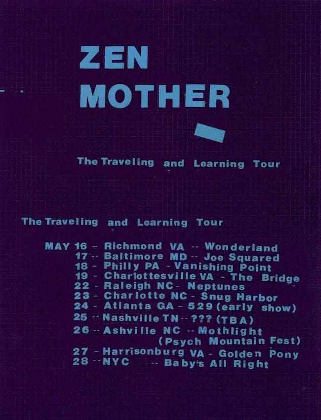 Zen Mother, Savage Knights