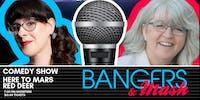 "Copy of ""Bangers & Mash"" Comedy Night at The Hub"