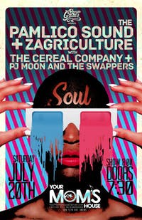 Zagriculture // The Pamlico Sound // PJ Moon & The Swappers + More at YMH