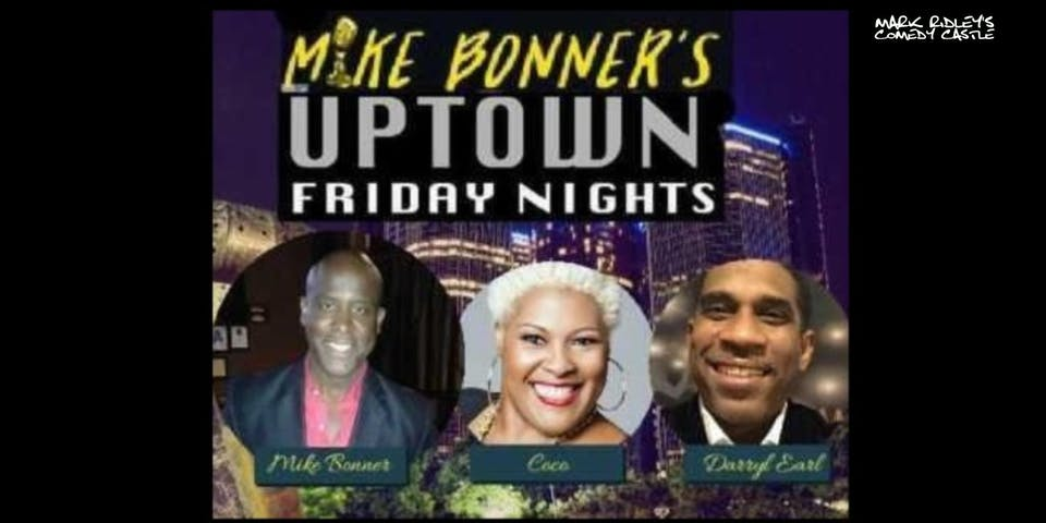 Uptown Friday Night - Special Event