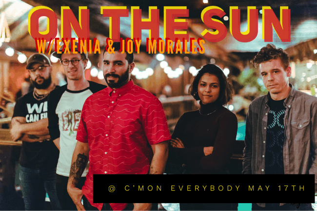 On The Sun with Exenia and Joy Morales