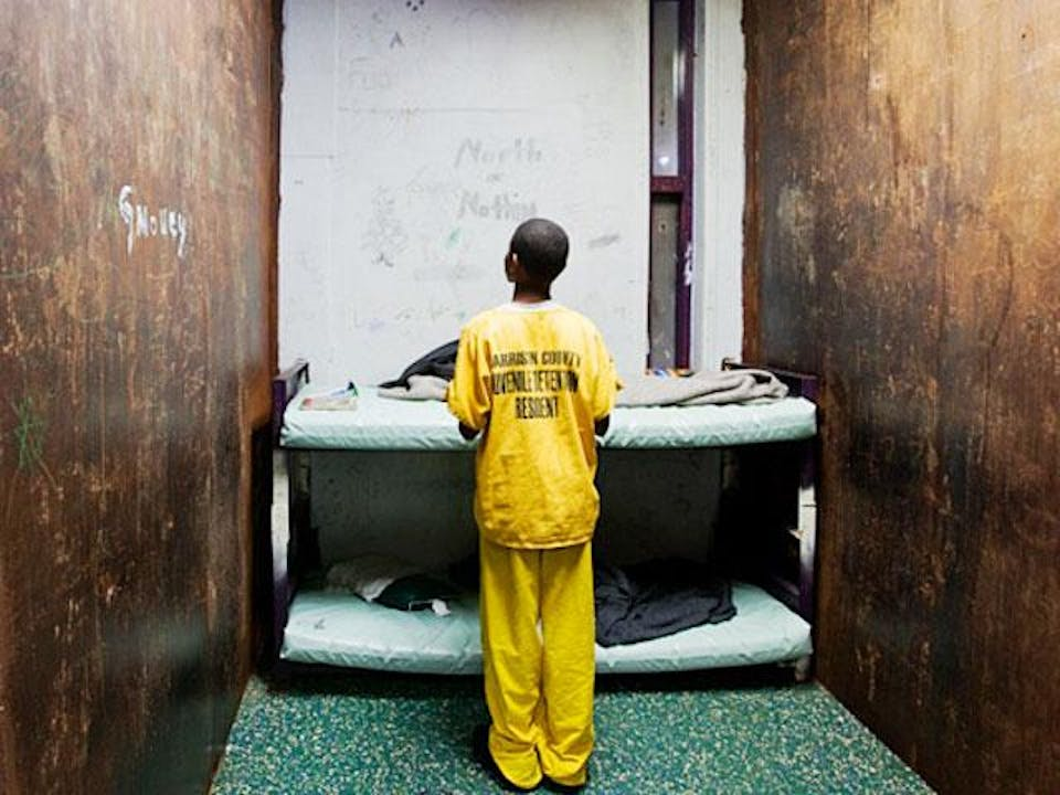 Juvenile Justice: Should we be locking up kids?