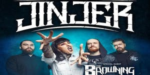 Jinjer w/ The Browning, Sumo Cyco