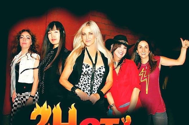 2HOT2HANDLE All - Female UFO Tribute
