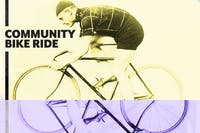 CRESCENT COMMUNITY BIKE RIDE w/ HEAVY PEDAL