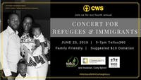 4th Annual Concert for Refugees and Immigrants