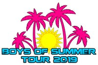 Boys of Summer Tour 2019
