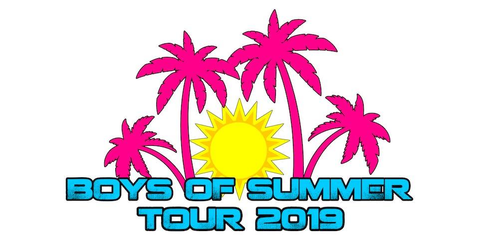 Boys of Summer Tour 2019