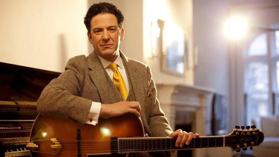 John Pizzarelli and The Swing 7 w/ Special Guest Vocalist Jessica Molaskey