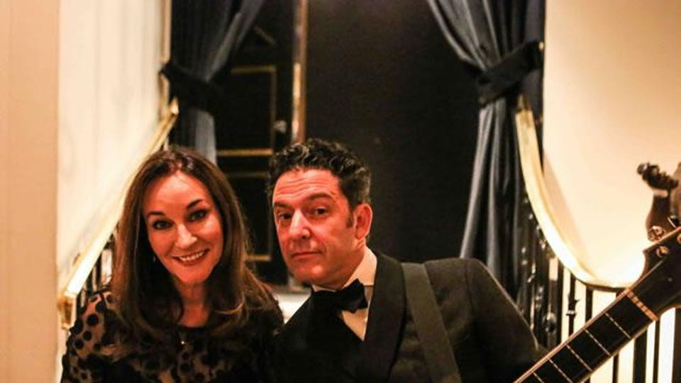 John Pizzarelli and Jessica Molaskey Duo