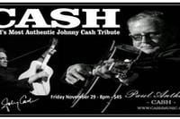 Cash - Most Authentic Johnny Cash Tribute