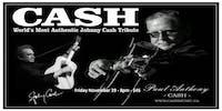 Cash - Most Authentic Johnny Cash Tribute